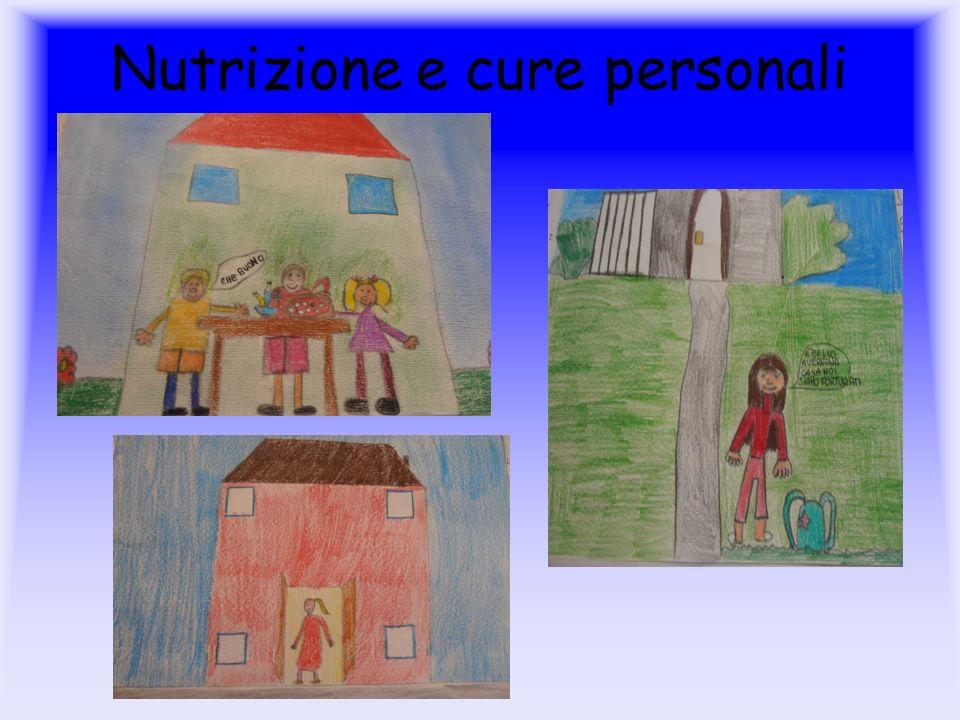 Nutrizione e cure personali