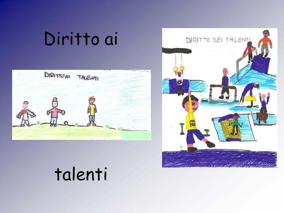 Diritto ai talenti