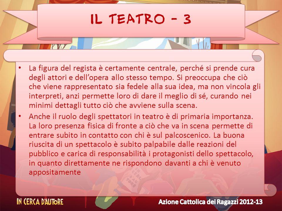 IL TEATRO - 3