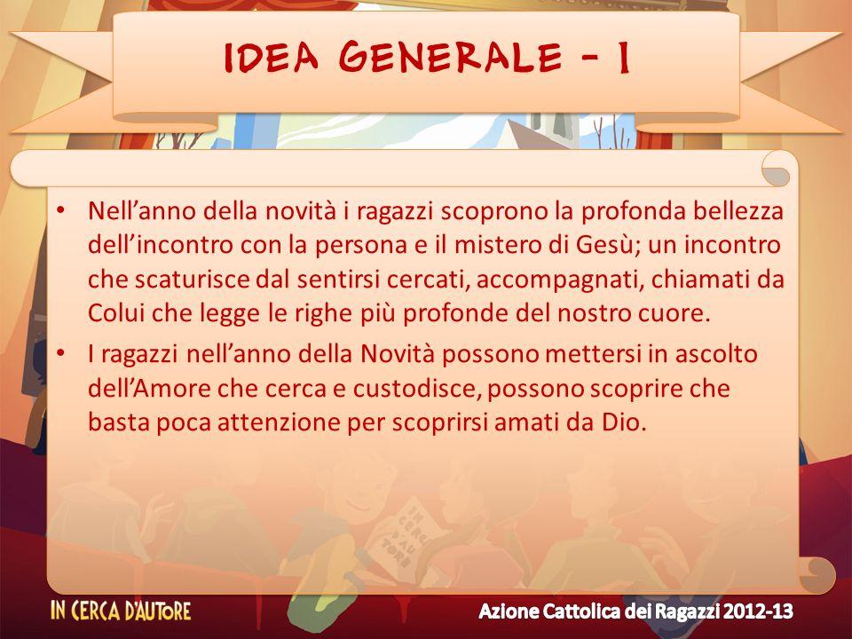 IDEA GENERALE - 1