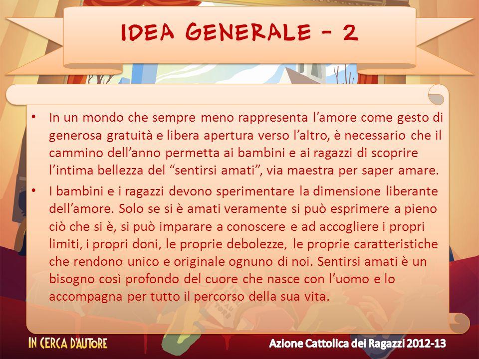 IDEA GENERALE - 2