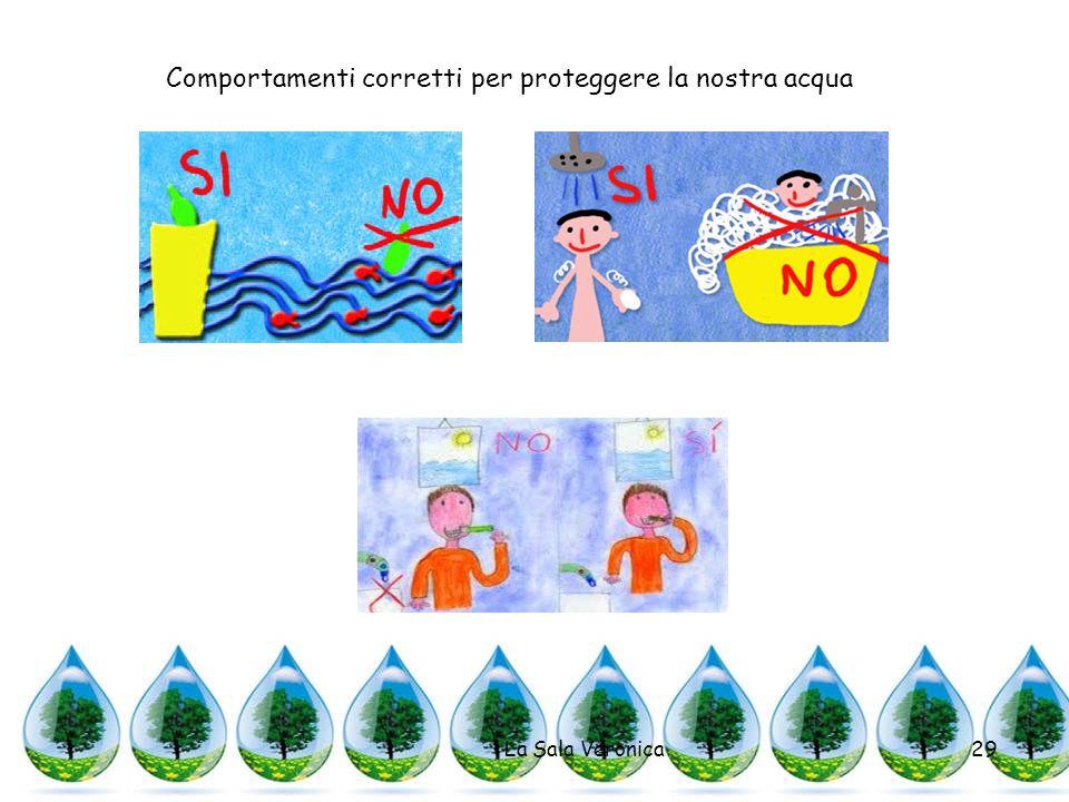 Comportamenti corretti per proteggere la nostra acqua
