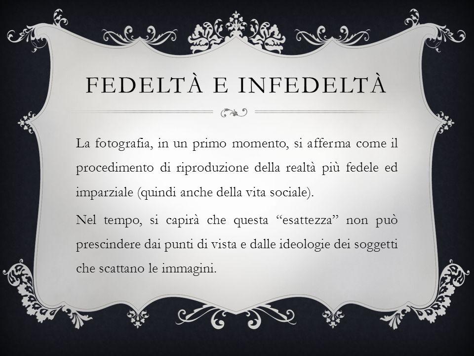 Fedeltà e infedeltà