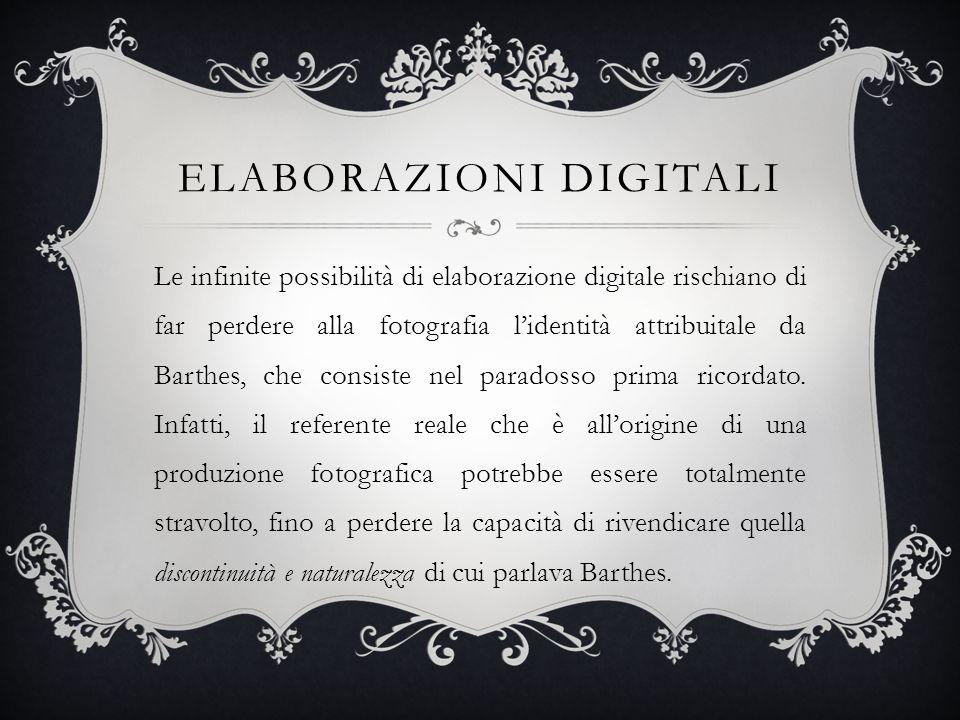 Elaborazioni digitali