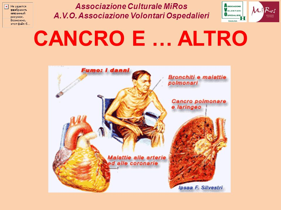 Associazione Culturale MiRos A.V.O. Associazione Volontari Ospedalieri