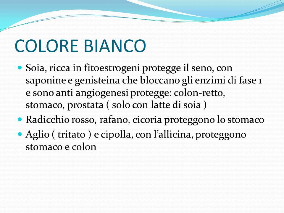 COLORE BIANCO