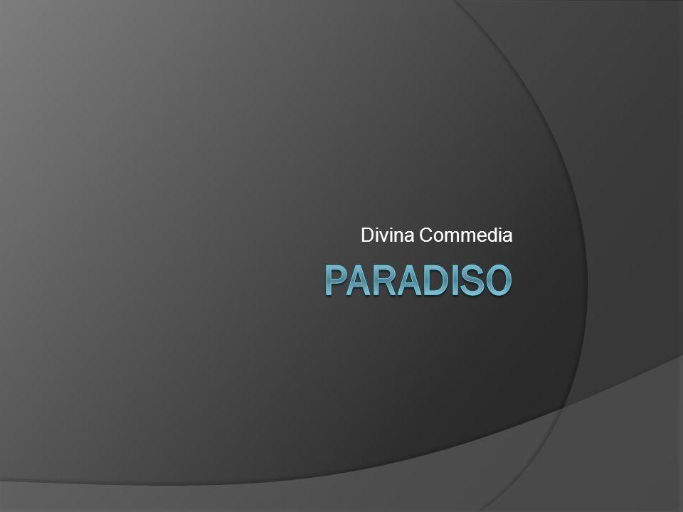 Divina Commedia PARADISO