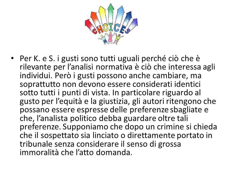 Per K. e S.