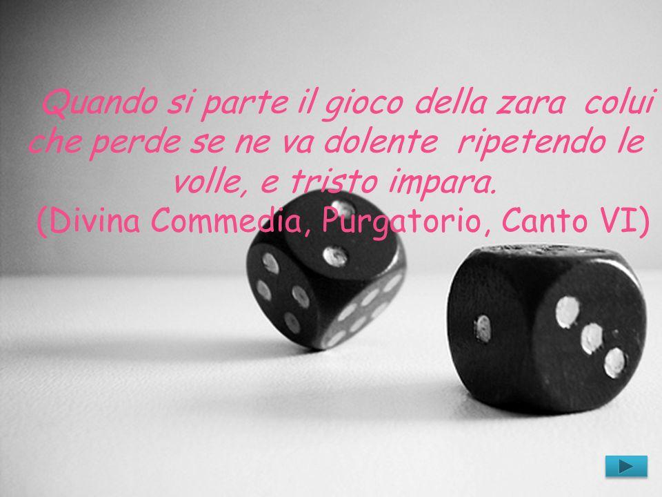 (Divina Commedia, Purgatorio, Canto VI)