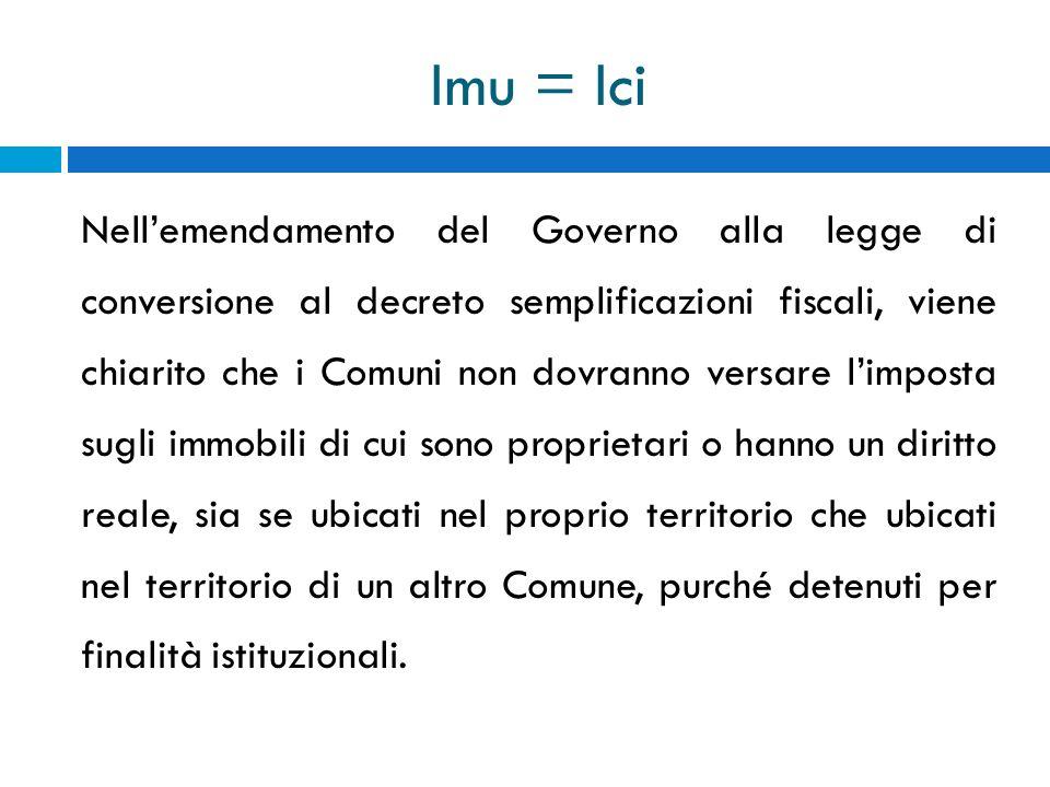 Imu = Ici