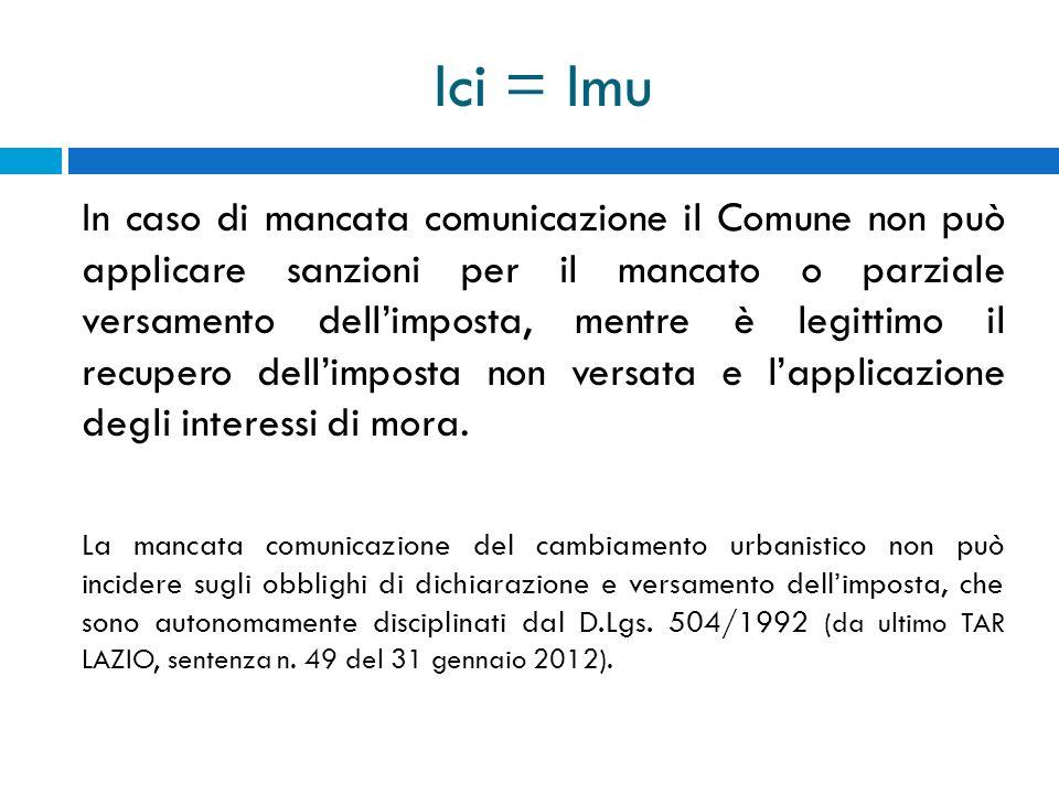 Ici = Imu