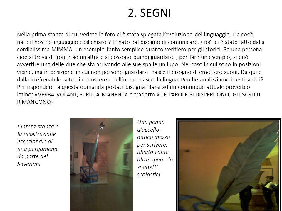 2. SEGNI