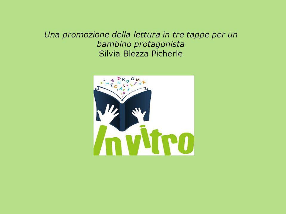 Una promozione della lettura in tre tappe per un bambino protagonista