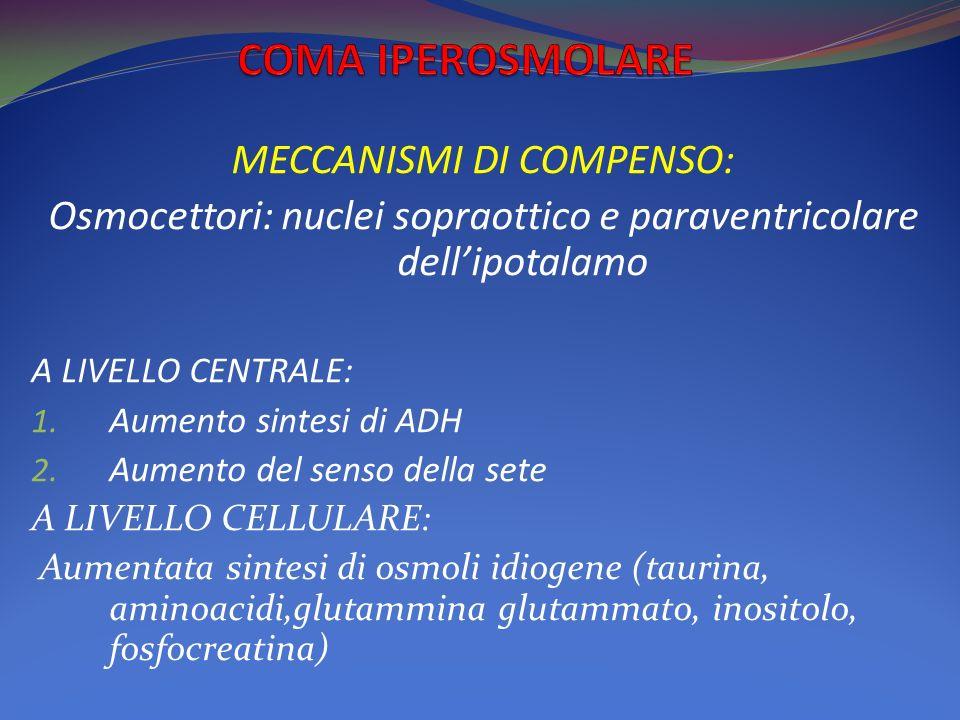MECCANISMI DI COMPENSO: