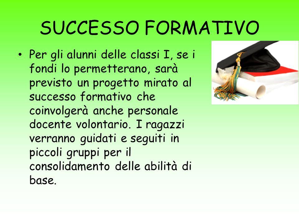 SUCCESSO FORMATIVO