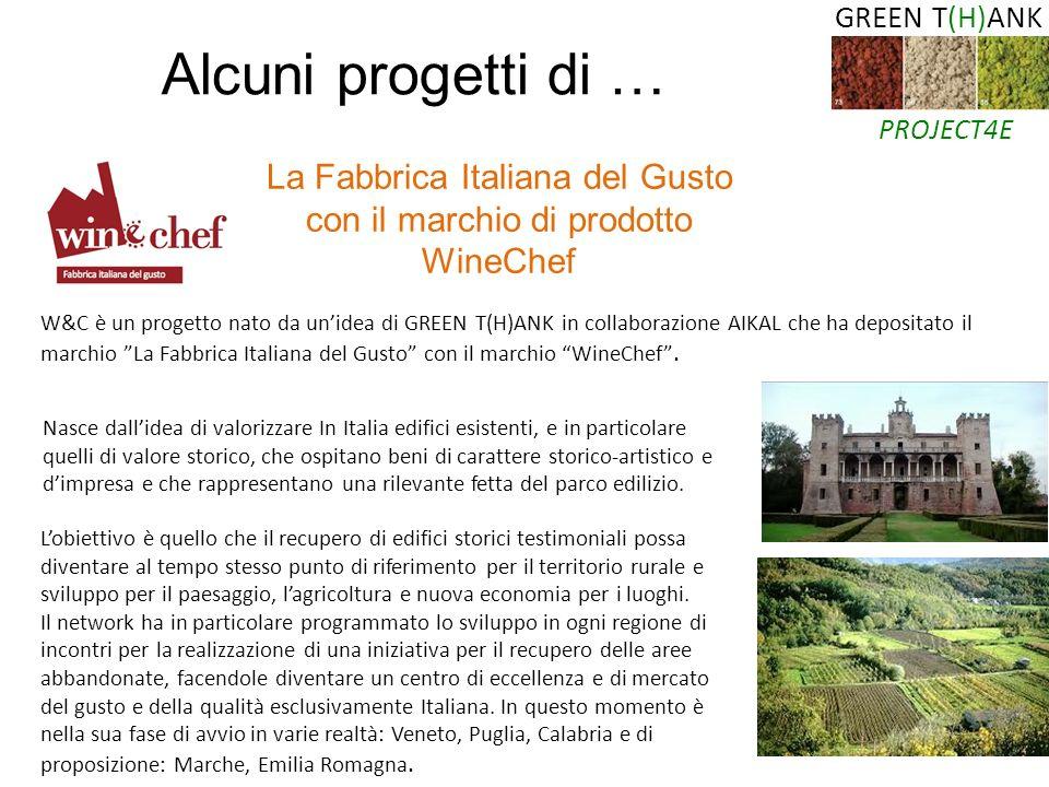 La Fabbrica Italiana del Gusto con il marchio di prodotto WineChef