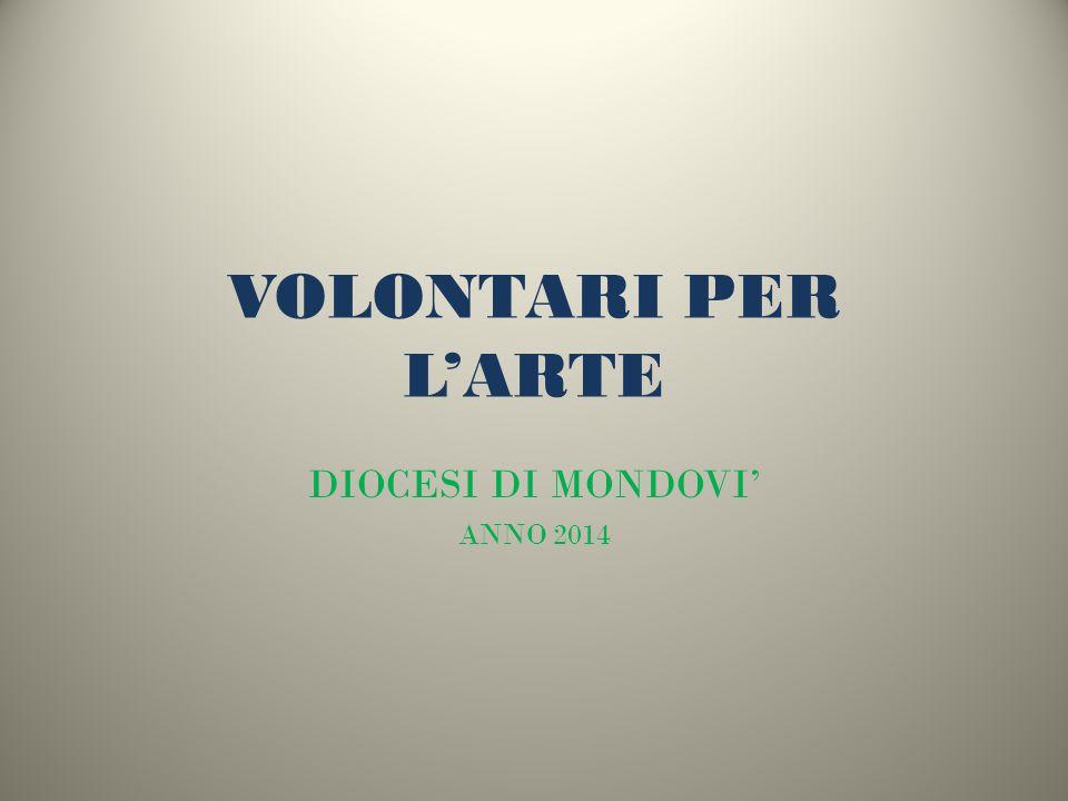 DIOCESI DI MONDOVI' ANNO 2014