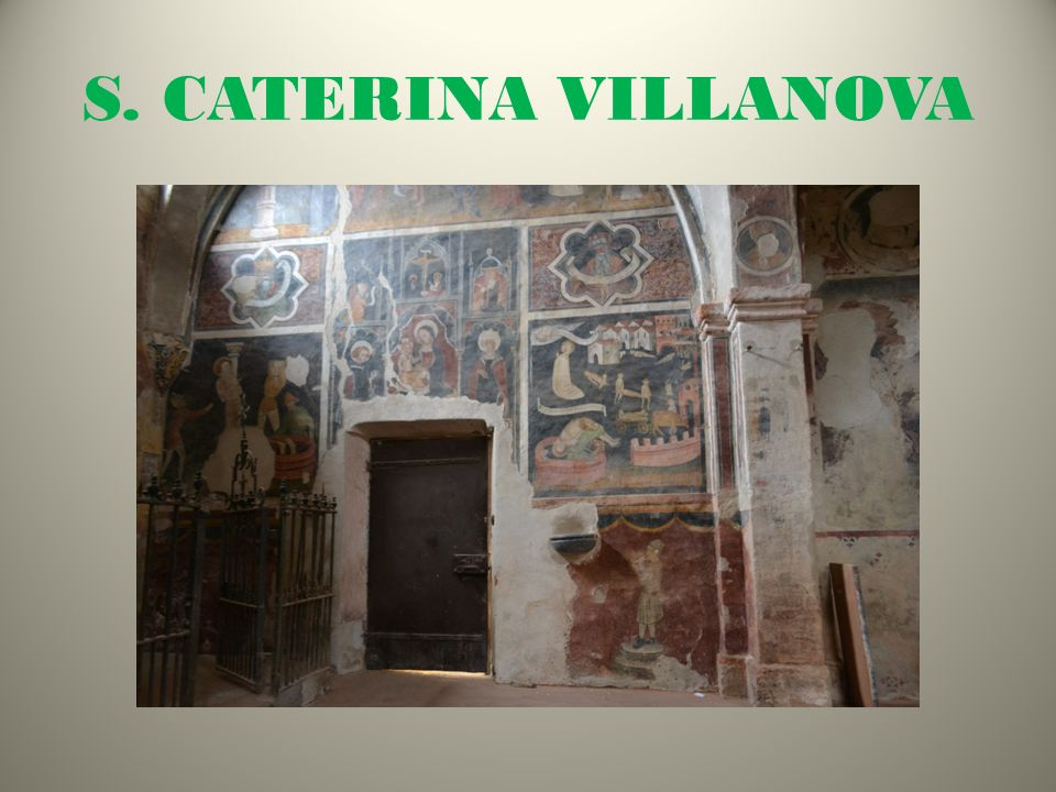S. CATERINA VILLANOVA