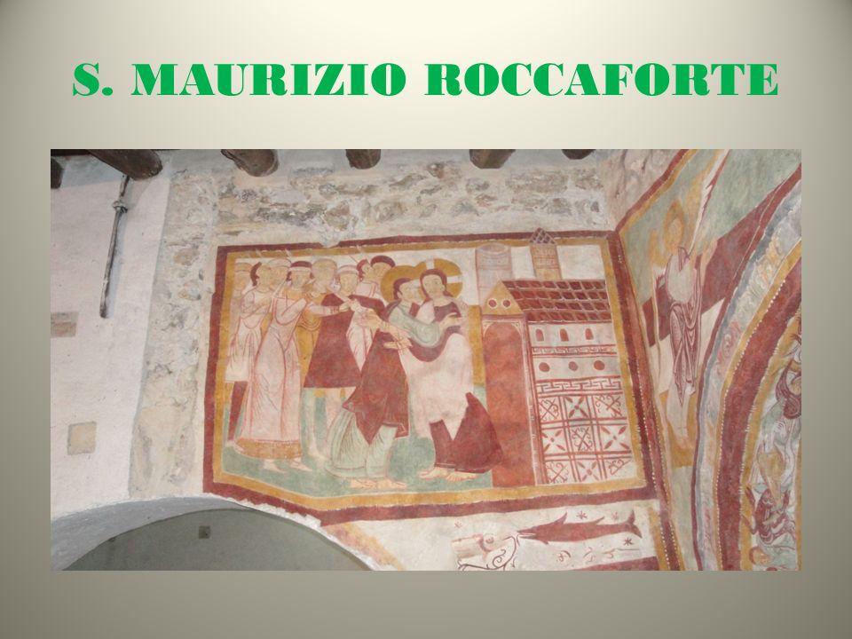 S. MAURIZIO ROCCAFORTE