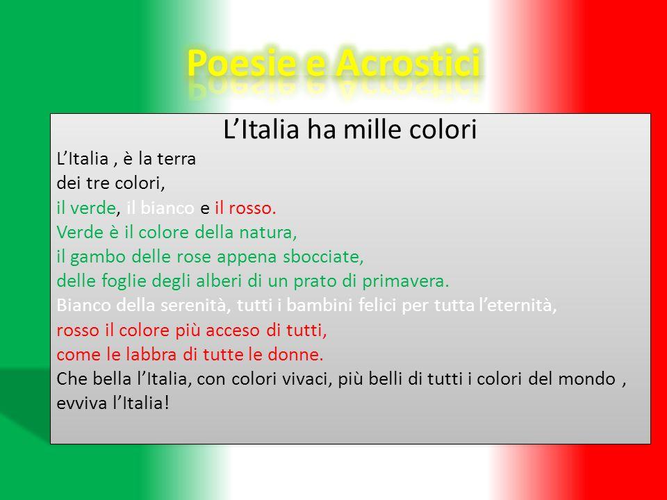 L'Italia ha mille colori
