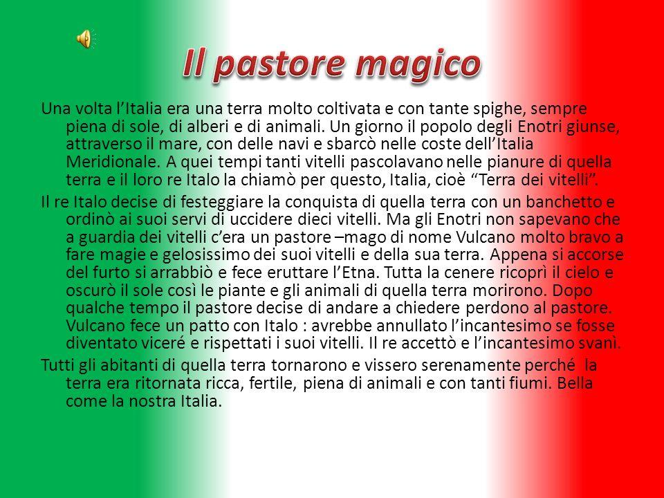 Il pastore magico