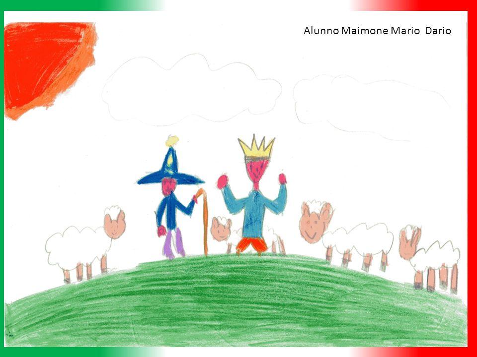 Alunno Maimone Mario Dario