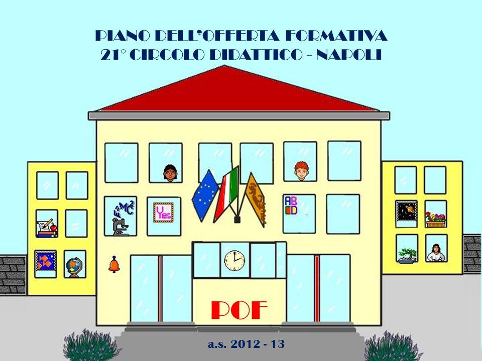 PIANO DELL'OFFERTA FORMATIVA 21° CIRCOLO DIDATTICO - NAPOLI