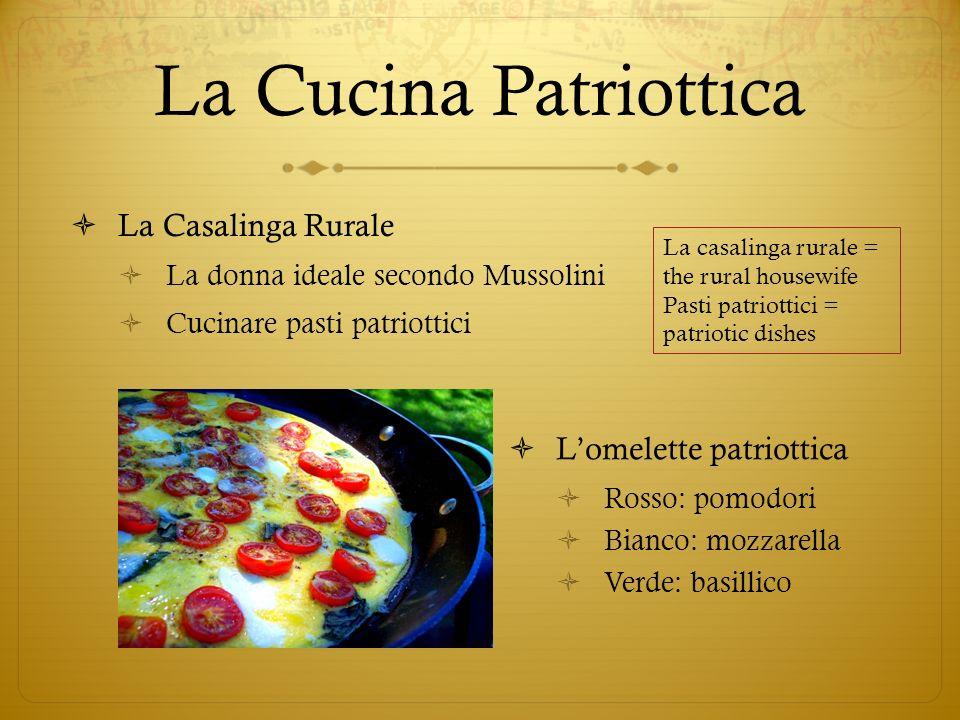 Fascisti nella cucina italiana ppt video online scaricare for Cucinare kosher