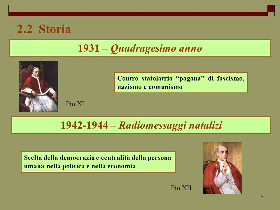 1942-1944 – Radiomessaggi natalizi