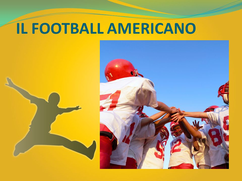 IL FOOTBALL AMERICANO