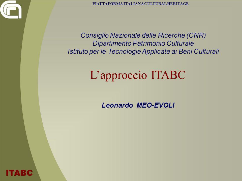 PIATTAFORMA ITALIANA CULTURAL HERITAGE