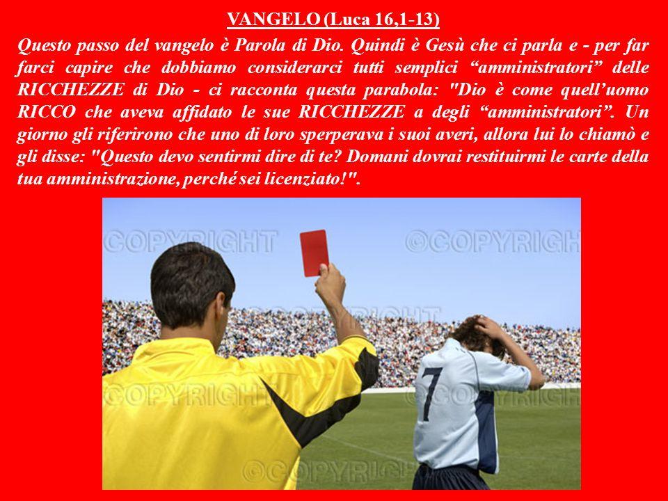 VANGELO (Luca 16,1-13)