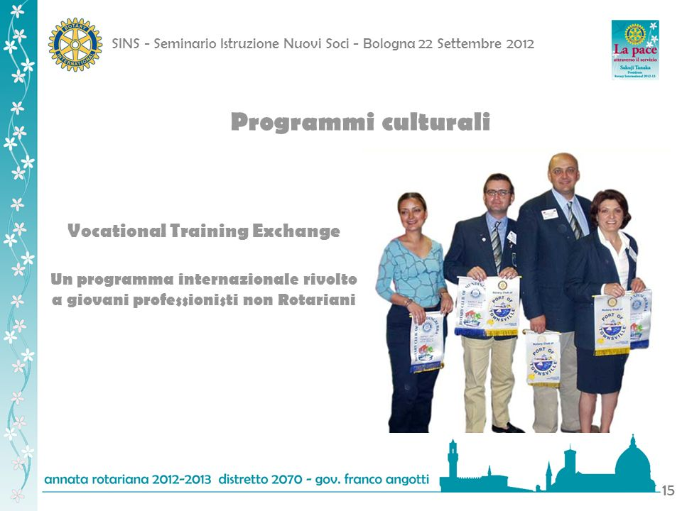 Vocational Training Exchange