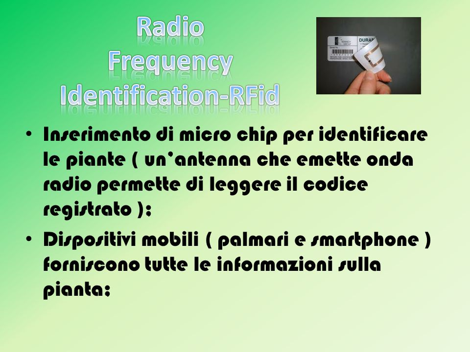 Frequency Identification-RFid