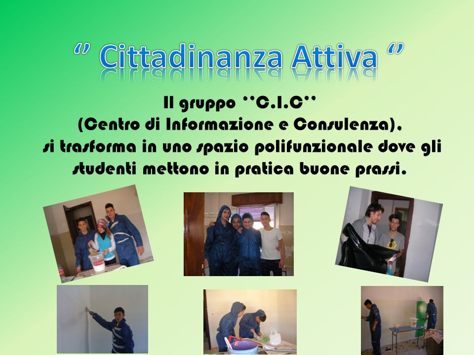 '' Cittadinanza Attiva ''