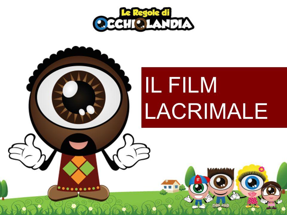 IL FILM LACRIMALE