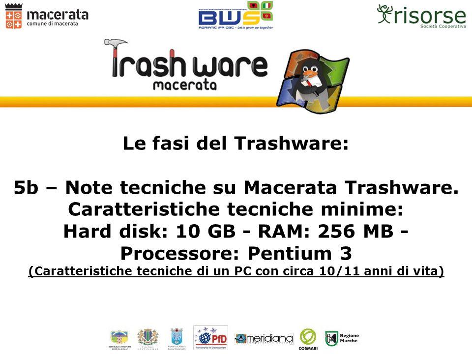 5b – Note tecniche su Macerata Trashware.