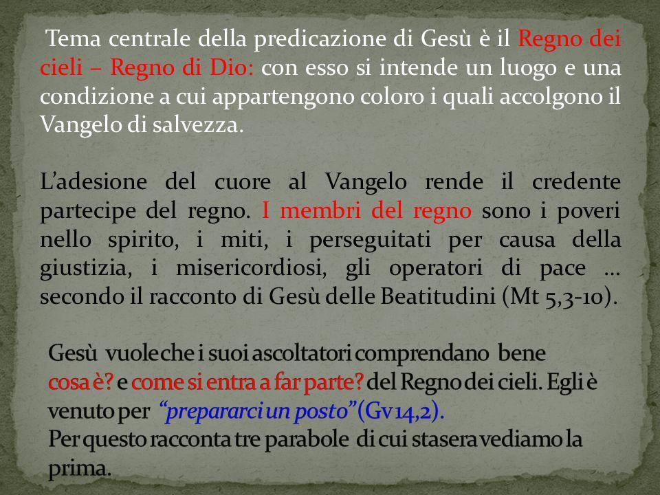 Eccezionale Seme e/o zizzania (Matteo 13, 24-30) - ppt scaricare XC94