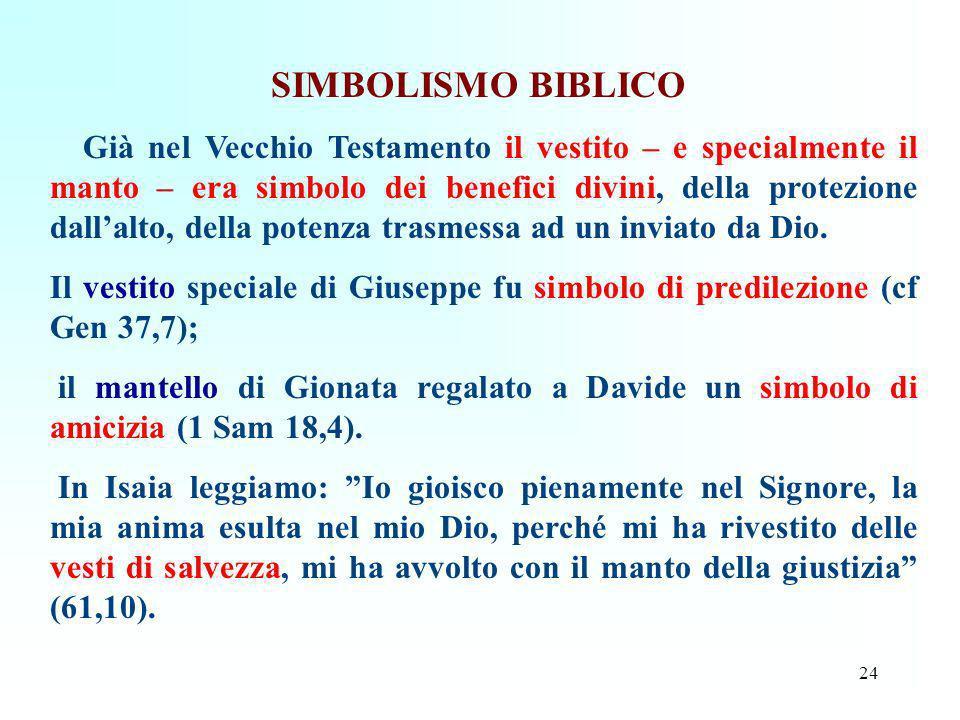 SIMBOLISMO BIBLICO