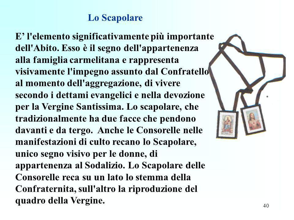 Lo Scapolare