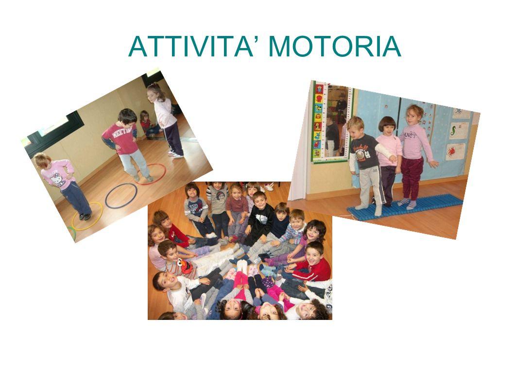 ATTIVITA' MOTORIA