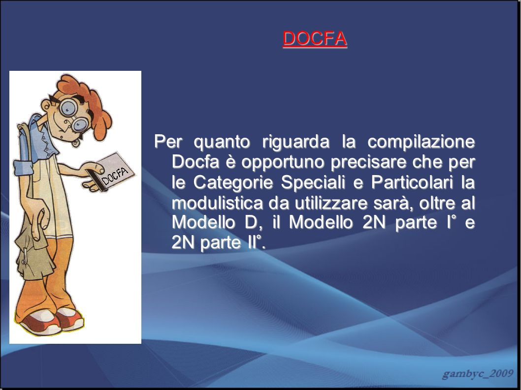 DOCFA