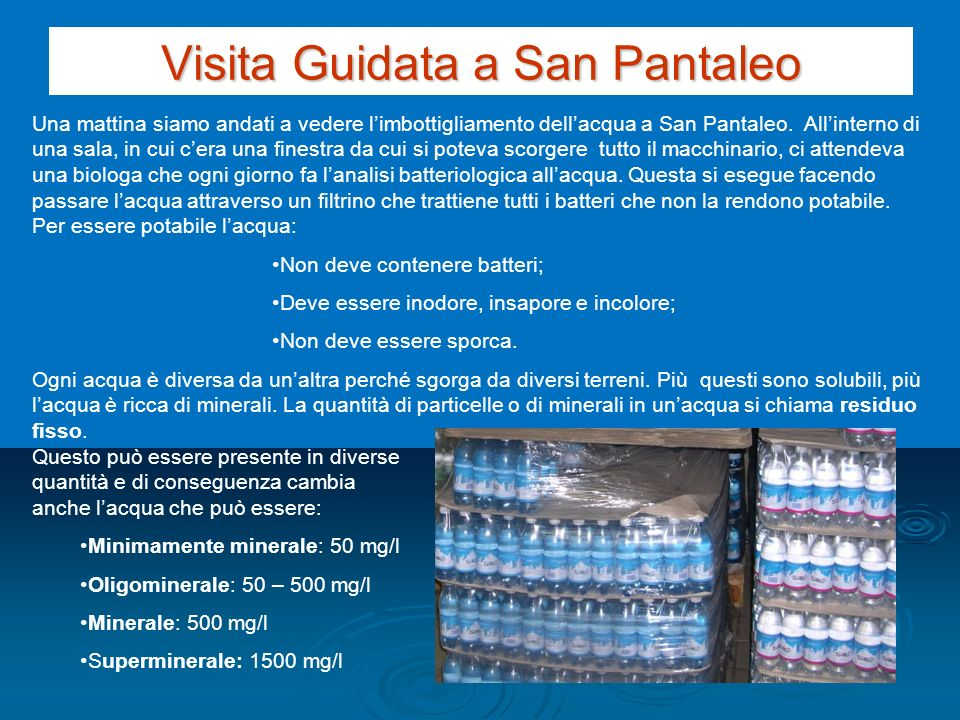 Visita Guidata a San Pantaleo