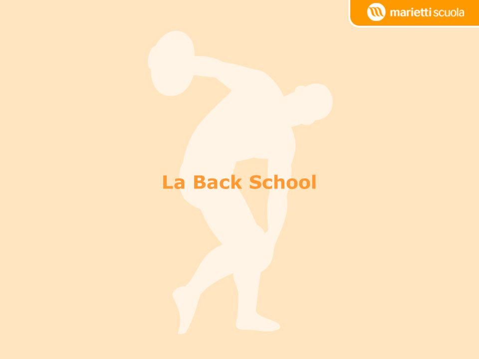 La Back School