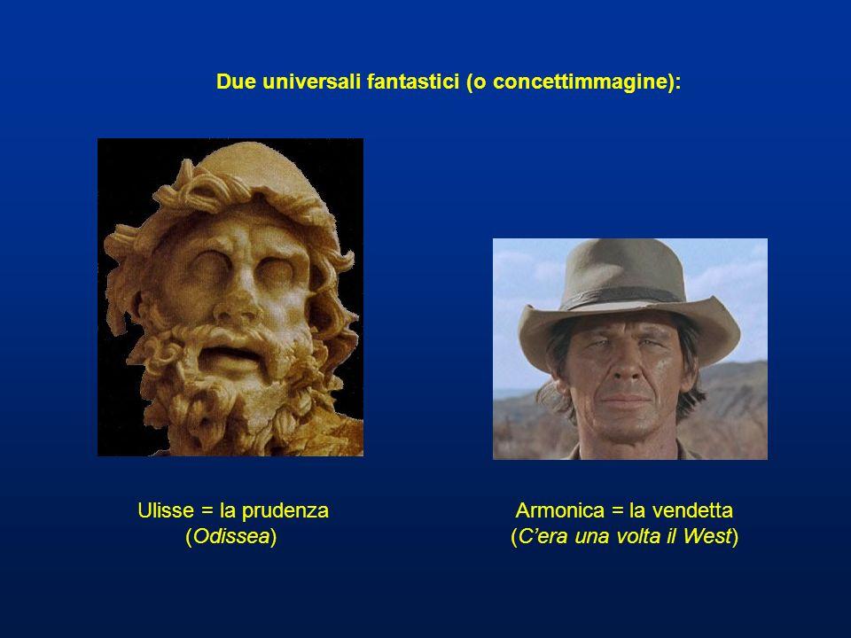 Due universali fantastici (o concettimmagine):