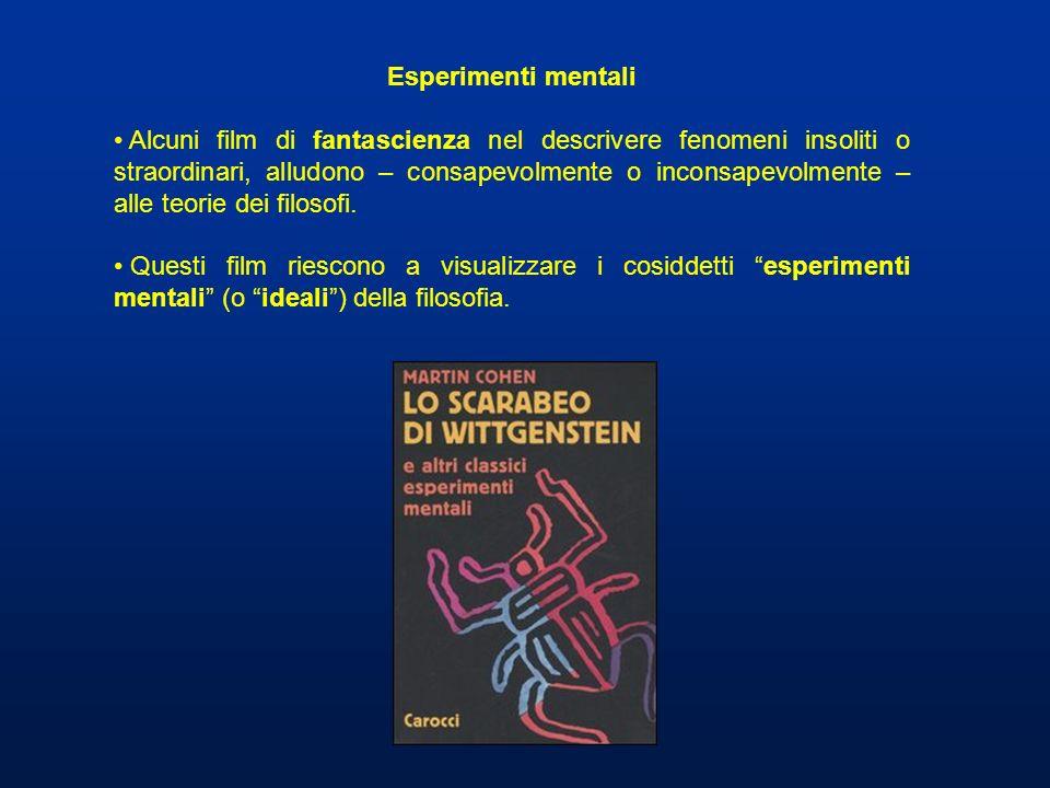 Esperimenti mentali