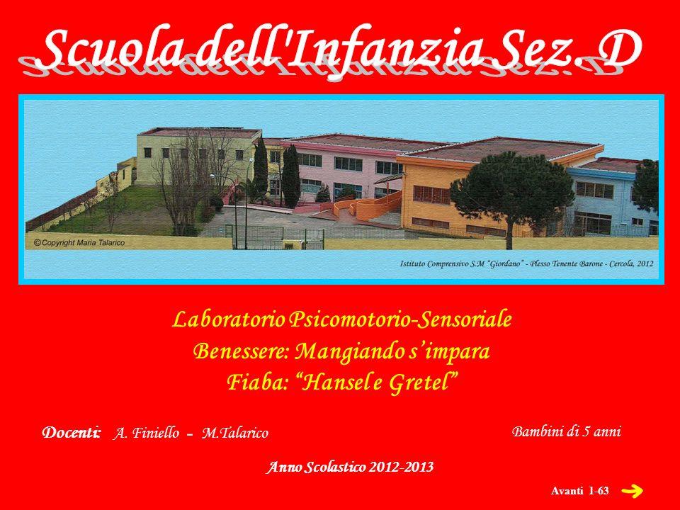 Scuola dell Infanzia Sez. D