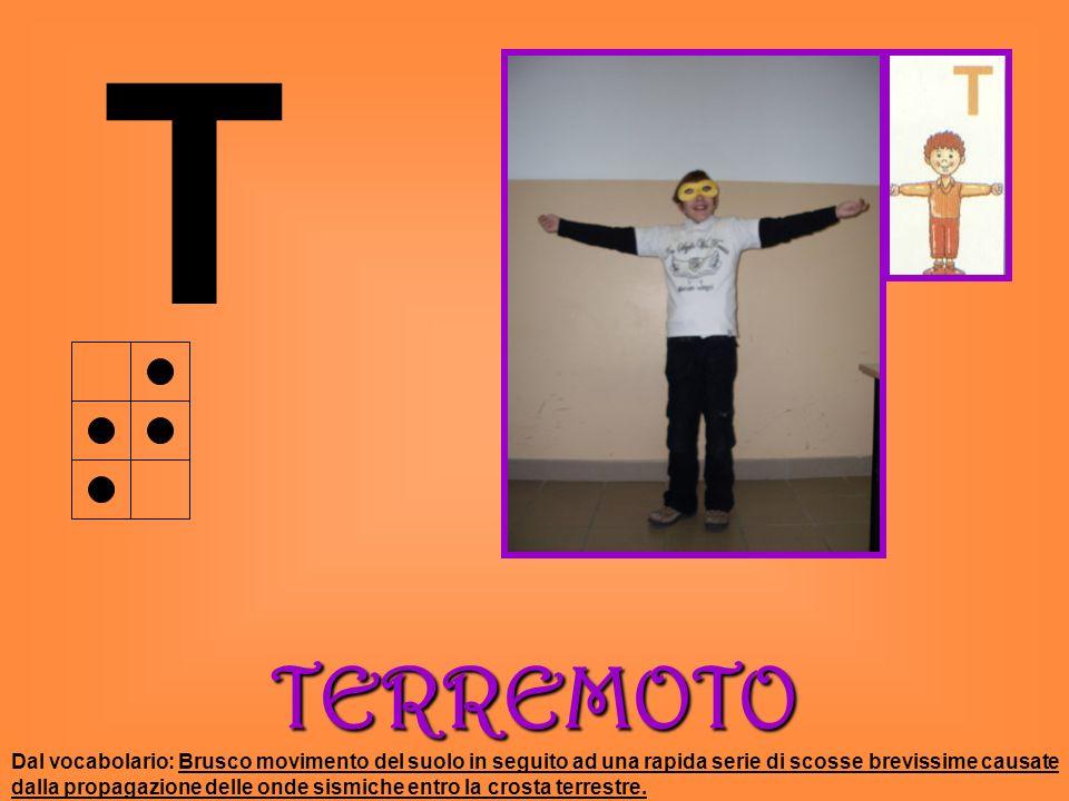 T TERREMOTO.