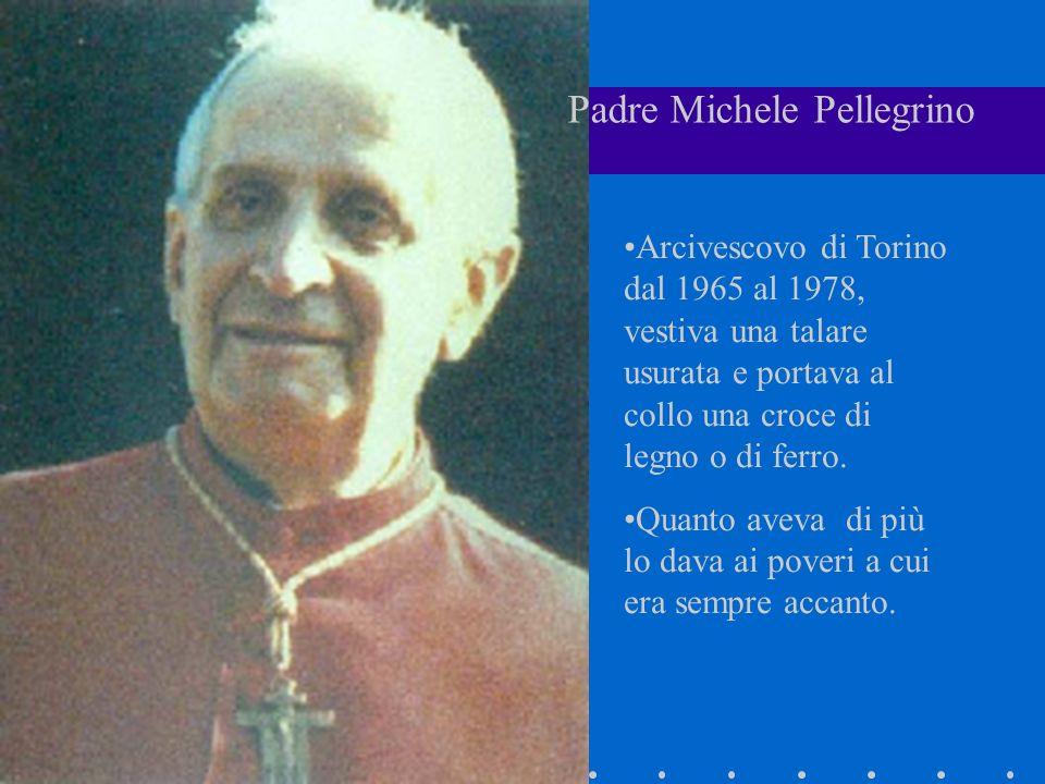 Padre Michele Pellegrino