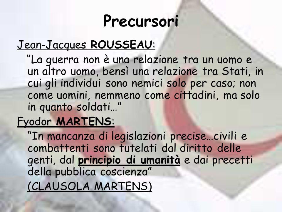 Precursori Jean-Jacques ROUSSEAU: